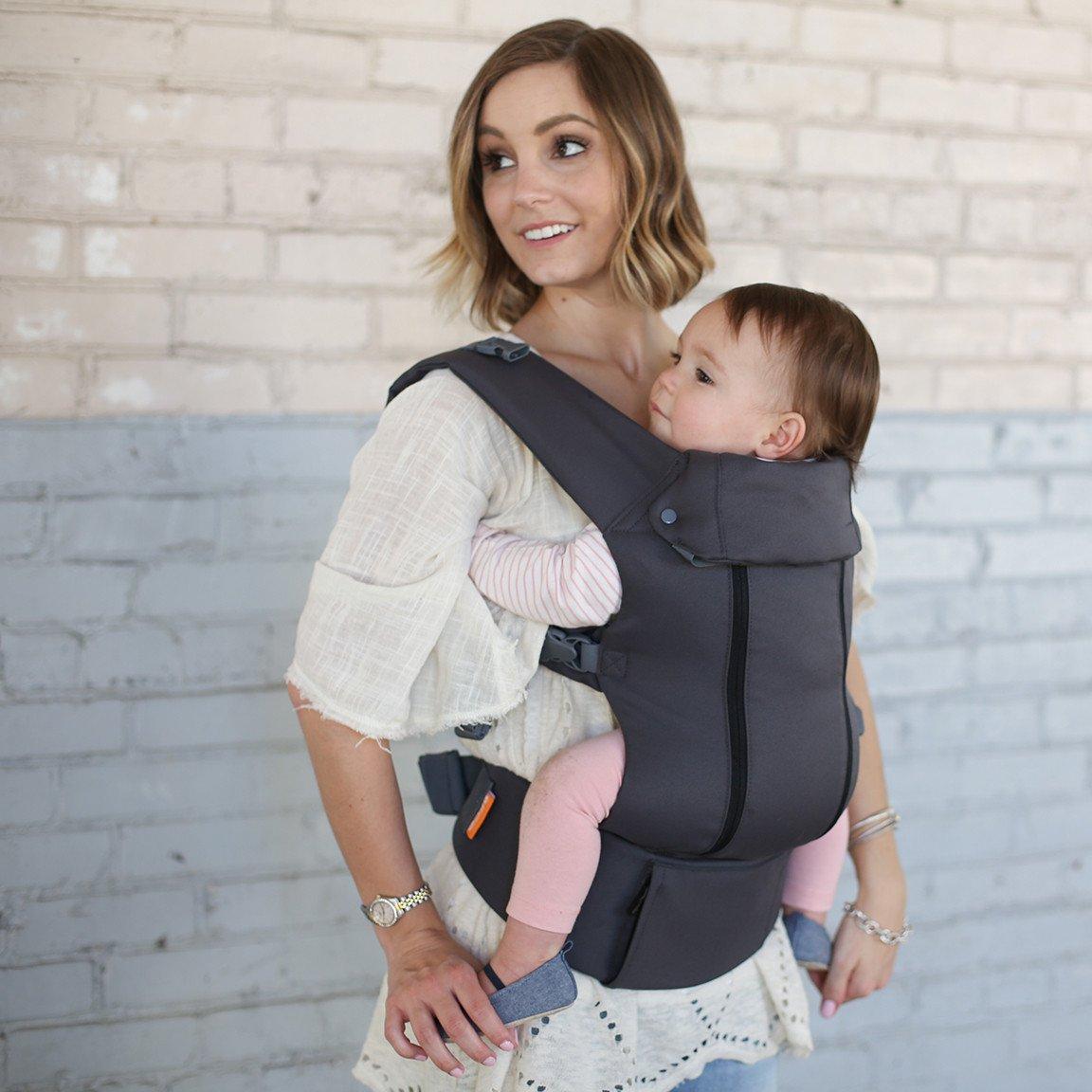 Beco-8 Baby Carrier Bauchtrage mit geschlossenem Rückenpanel